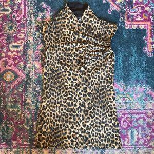 Ann Taylor cheetah print tank top!